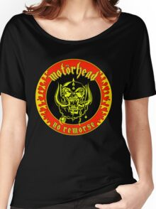 Motorhead (No Remorse) Colour 2 Women's Relaxed Fit T-Shirt