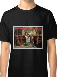 Performing Arts Posters The singing comedian Andrew Mack in the The last of the Rohans by Ramsay Morris 1111 Classic T-Shirt