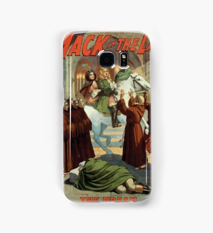 Performing Arts Posters The singing comedian Andrew Mack in the The last of the Rohans by Ramsay Morris 1111 Samsung Galaxy Case/Skin