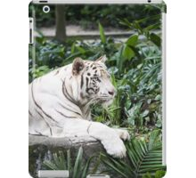Snow Tiger iPad Case/Skin