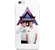 the chainsmokers iPhone Case/Skin
