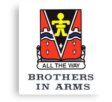509th - Brothers in Arms Canvas Print