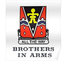 509th - Brothers in Arms Poster
