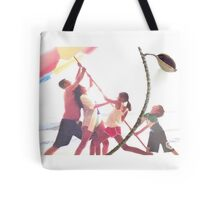 seeing different things ... Tote Bag