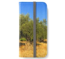 Olives Trees iPhone Wallet/Case/Skin