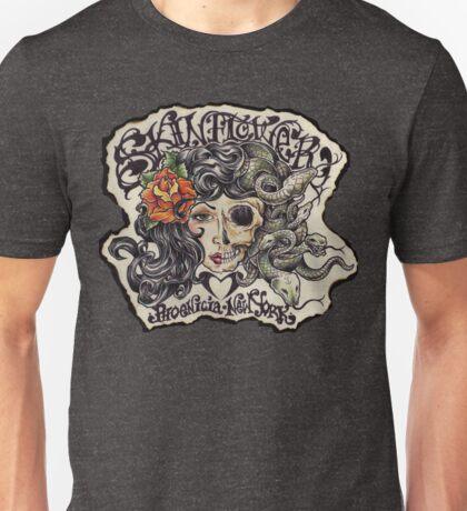 medusa/skinflower Unisex T-Shirt