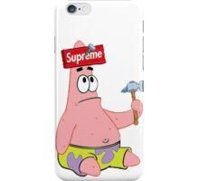 Supreme Patrick Star  iPhone Case/Skin