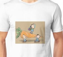 Parade for a Brave Astronaut  Unisex T-Shirt