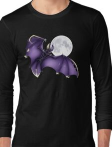 Pokemon - Lunala (no BG) Long Sleeve T-Shirt