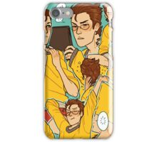 long stringbean compilation (rhys, tftbl)  iPhone Case/Skin