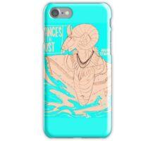 dances with dust - 2 (skyrim) iPhone Case/Skin