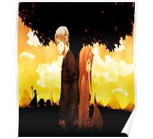 Horo  & Kraft Lawrence - Spice And Wolf Poster