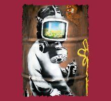 Banksy at HMV Long Sleeve T-Shirt