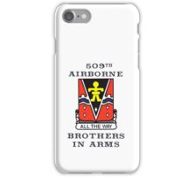 509th Airborne - Brothers in Arms iPhone Case/Skin