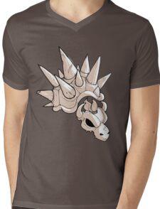 Dry Bowser Mens V-Neck T-Shirt