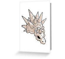 Dry Bowser Greeting Card