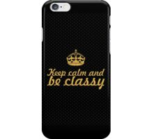 Keep calm... Inspirational Quote iPhone Case/Skin