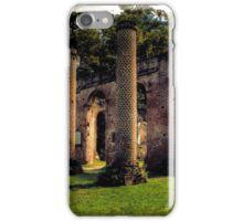 Old Sheldon Church Ruins - Analog HDR iPhone Case/Skin