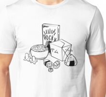 Japanese Food Fun! Unisex T-Shirt