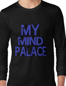 MY MIND PALACE Long Sleeve T-Shirt