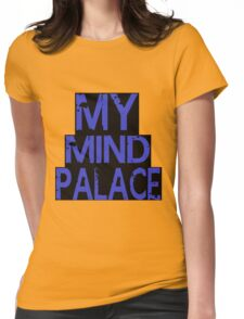 MY MIND PALACE Womens Fitted T-Shirt