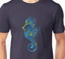 Nautical Seahorse Unisex T-Shirt