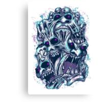 Disorder Canvas Print