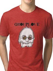 grouplove logo Tri-blend T-Shirt
