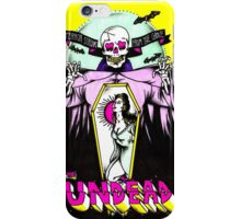 The Undead iPhone Case/Skin