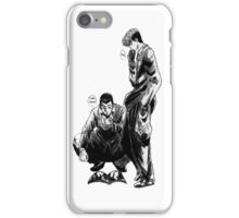 Onibaku Combi - Young GTO iPhone Case/Skin