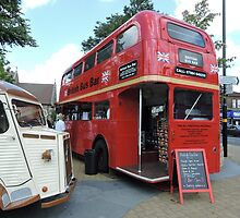 British Bar Bus by CreativeEm