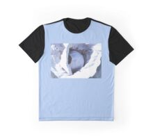 BLUE CABBAGE Graphic T-Shirt