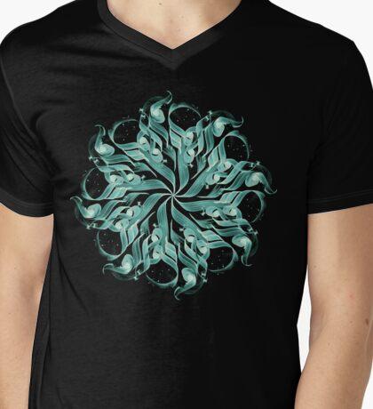 The Star of Oceans Mens V-Neck T-Shirt