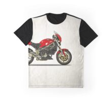 The Monster S4 SPS Graphic T-Shirt