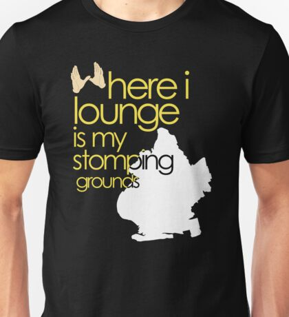 stomping grounds - brooklyn Unisex T-Shirt