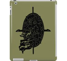 Shattered Moon Compass iPad Case/Skin
