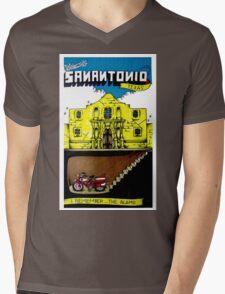 I Remember...The Alamo Mens V-Neck T-Shirt