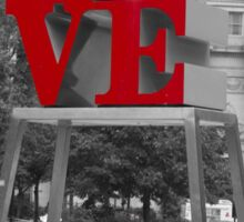 philly has love Sticker