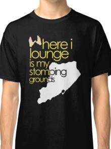 stomping grounds - staten island  Classic T-Shirt