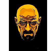 Walter White - Heisenberg - Breaking Bad Photographic Print