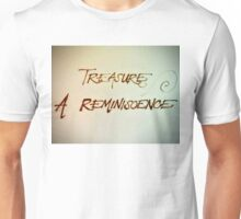 Treasure - A Reminiscence Unisex T-Shirt