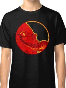 Fire Octopus Classic T-Shirt