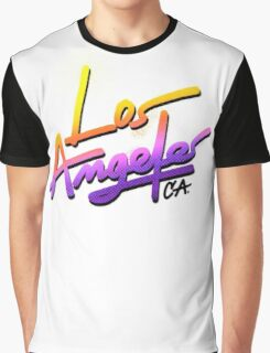 Los Angeles Graphic T-Shirt