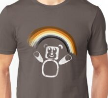 Bear Pride Rainbow Unisex T-Shirt