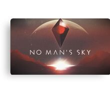 No Mans Sky Canvas Print