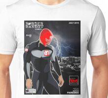El Paso News July 2015 Comic Book Cover Unisex T-Shirt
