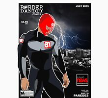 El Paso News July 2015 Comic Book Cover Unisex T-Shirt