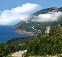 CAPE BRETON CABOT TRAIL by MichaelDTaylor