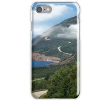 CAPE BRETON CABOT TRAIL iPhone Case/Skin