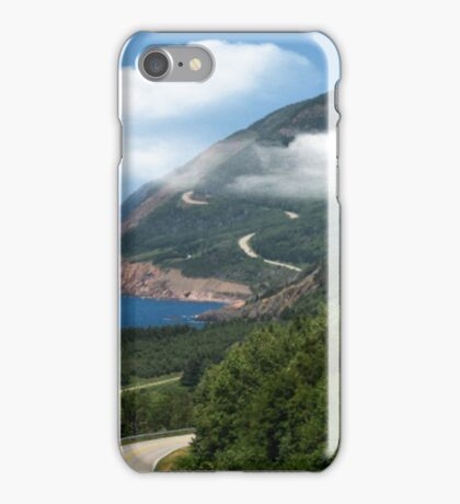 CAPE BRETON CABOT TRAIL iPhone Case/Skin